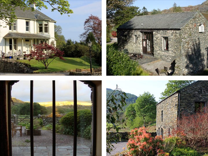 Lake District Holiday Cottages at Brackenrigg