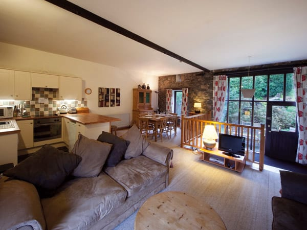 Lovely self catering accommodation at Brackenrigg Holiday Cottages